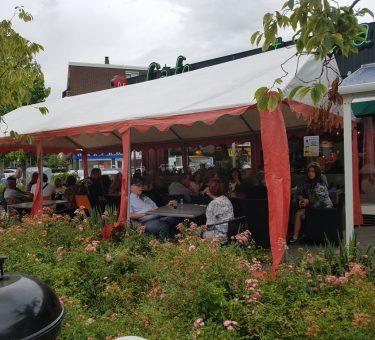 foto catering en partijen Café 't Haantje